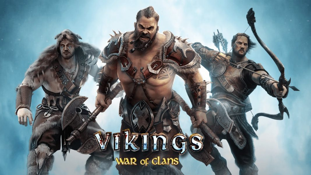 viking war of clans review, browser games