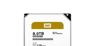 Western Digital Reveals the 12TB WD Gold HDD Monster