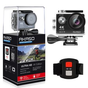 AKASO EK7000 4K WIFI Sports Action Camera