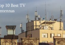 Best Long rage TV antennas featured