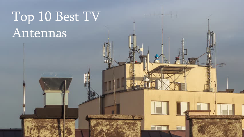 Best Long rage TV antennas featured
