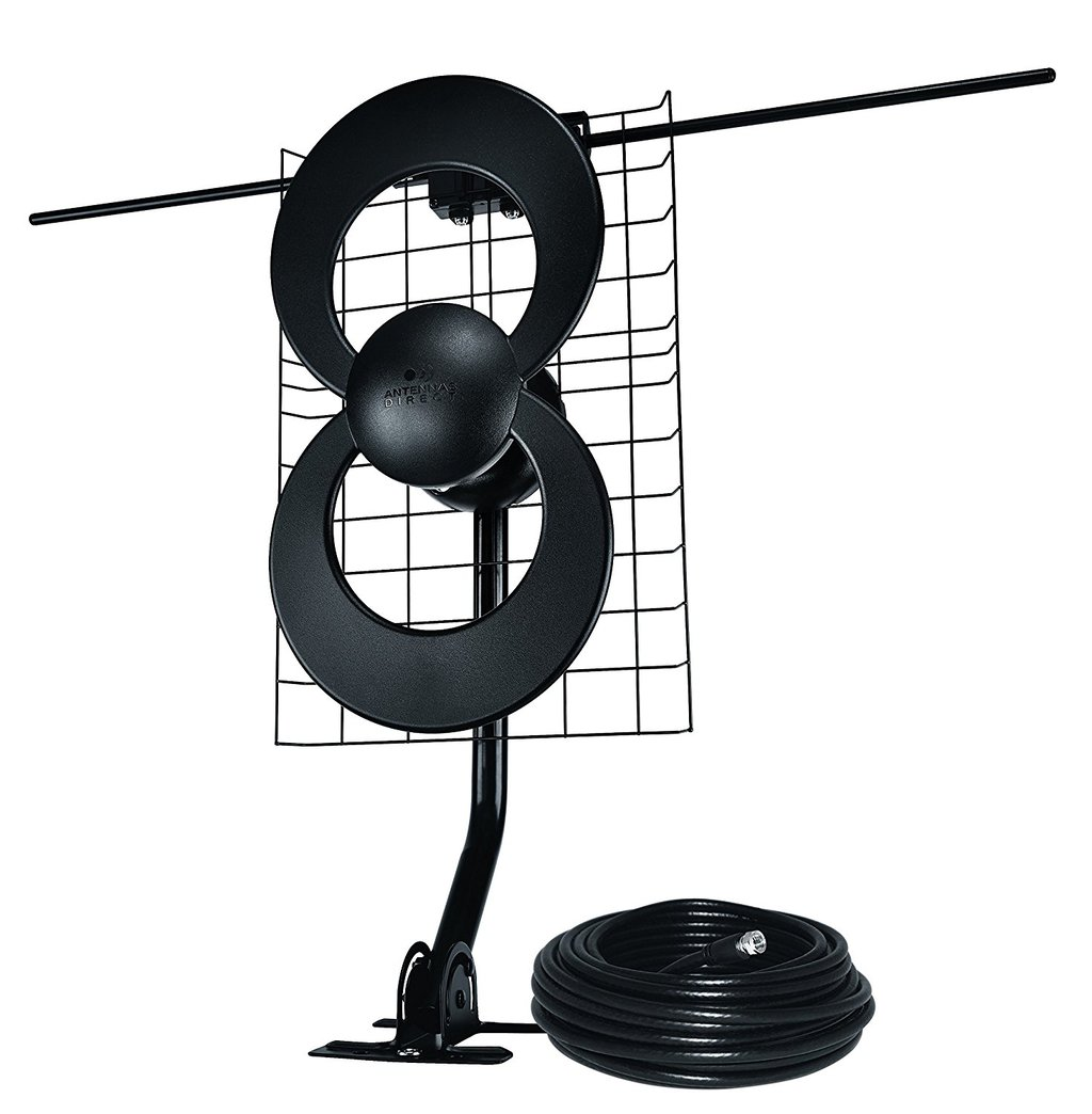 10 Best Long Range TV Antennas [2018]