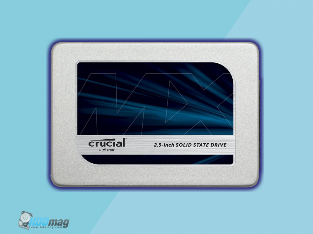 Crucial MX300 SSD Review [2018]