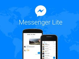 Facebook To Launch Messenger Lite For Android Devices