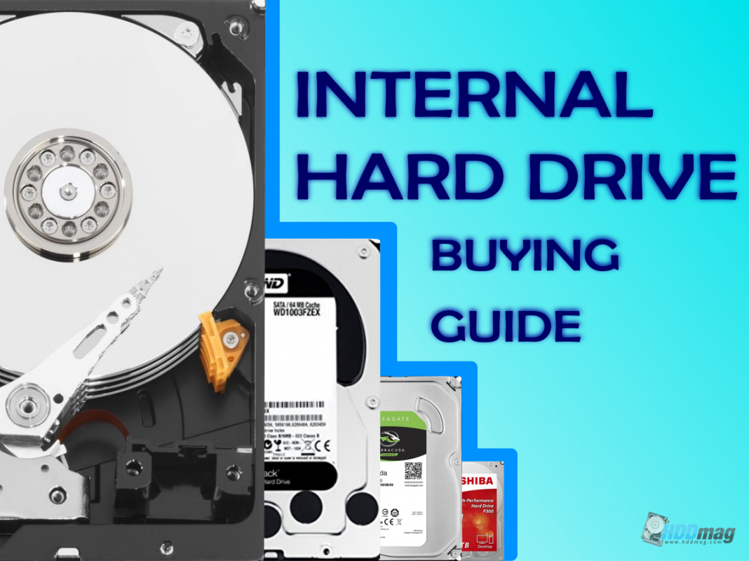 & Best Internal Hard Drives [2018] (Updated)