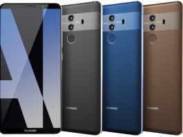 Gadget Teaser: The Newest Huawei Mate 10 Pro