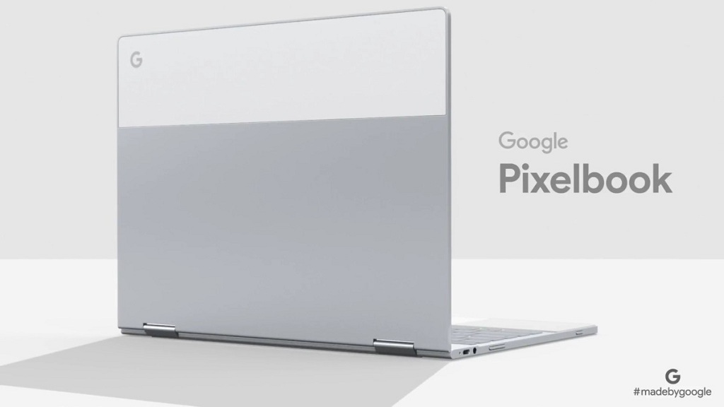 Google Releases Its First-Ever Mainstream Laptop: The Pixelbook