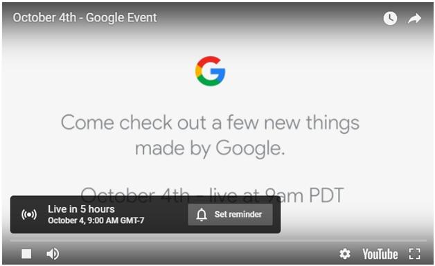 Google Unveils The Second-generation Pixels: Pixel 2 And Pixel 2 XL