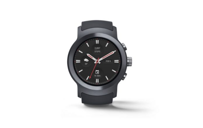 Google Updates LG Watch Sport With The New Android Wear Beta