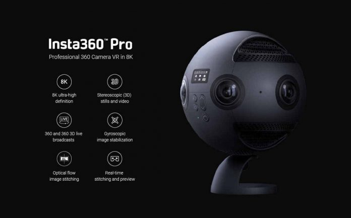 Insta360 Pro To Capture A Google Street View Scenery