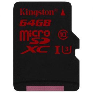 Kingston Digital 64GB microSDXC