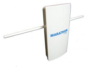 Marathon HDTV Long Distance Amplified Indoor / Outdoor Digital TV Antenna