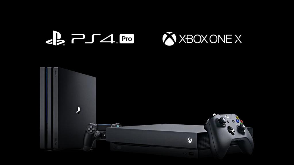 Microsoft Update: Battlegrounds, PS4 Pro Boost, Xbox One X
