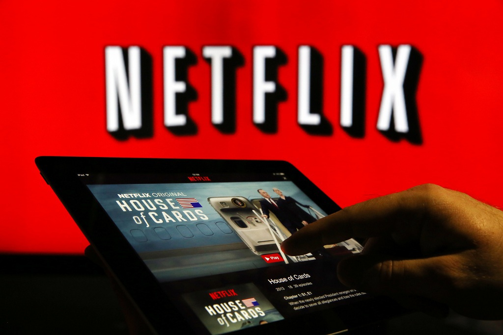 Netflix To Spend $8 Billion To Invest On Original Content By 2018