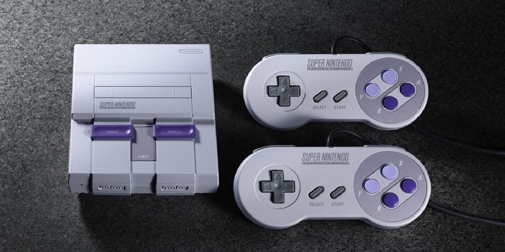 Nintendo SNES Classic Is Going To Be Available To The Public