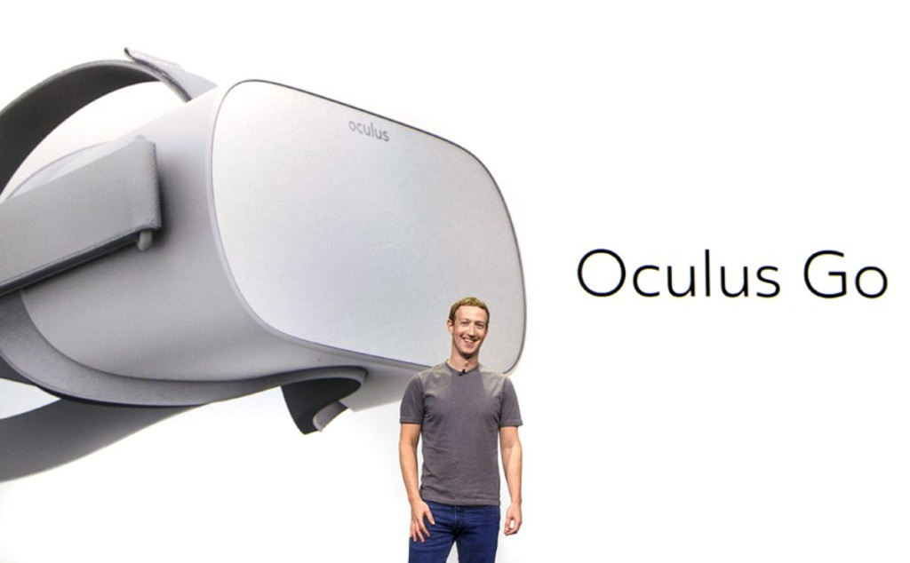 Oculus Launches Their Newest Standalone Headset: 'Oculus Go'