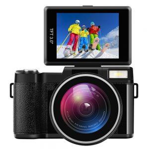 top 10 best vlogging cameras 2018