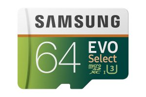 Samsung 64GB Evo Select