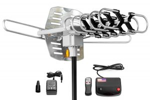 ViewTV Outdoor Amplified Antenna