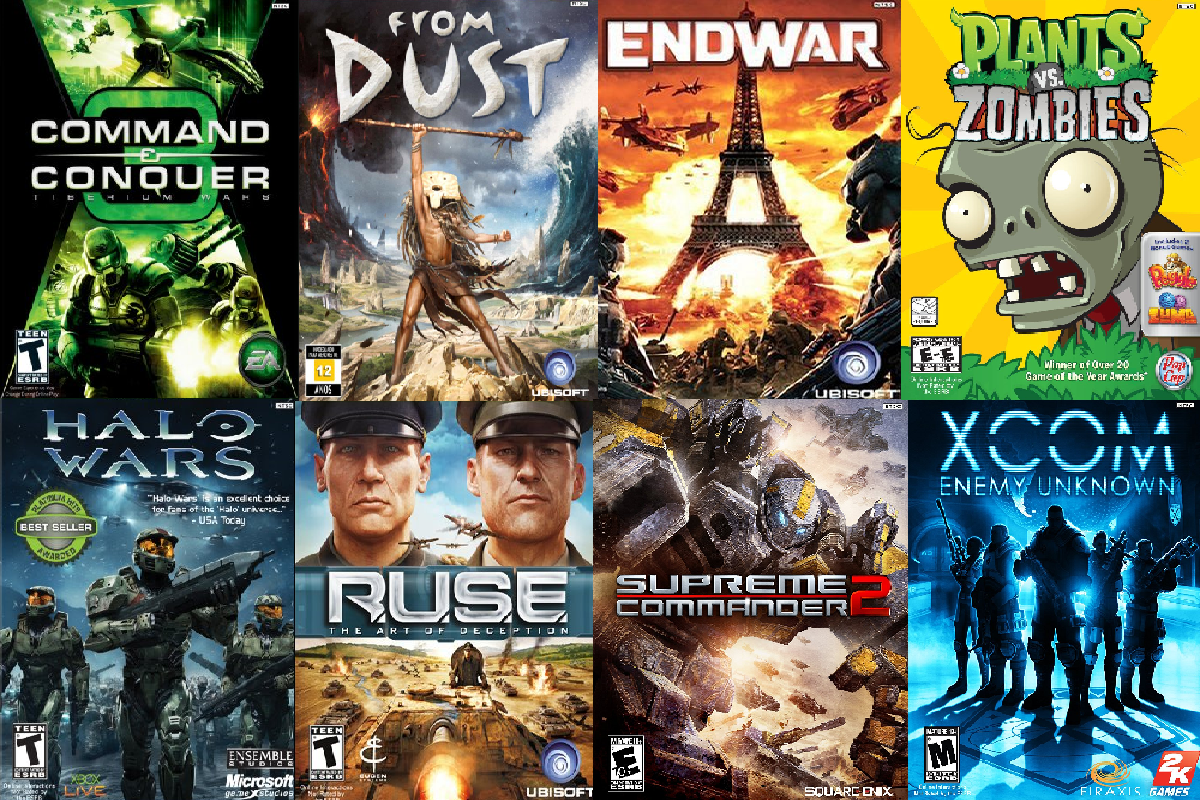 Only For Xbox 360 Games : Top xbox strategy games