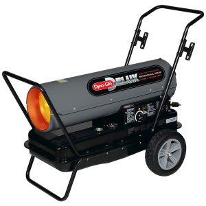 Dyna Glo Delux KFA135DGD Kerosene Forced Air Heater
