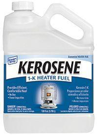 Kerosene fueling