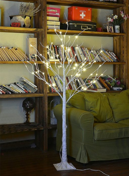Lightshare 4 Feet Birch Tree review