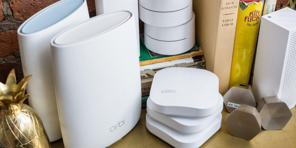 Mesh-Based Wi-Fi System
