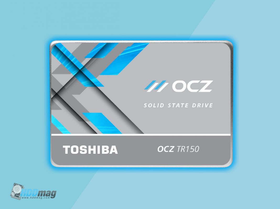 OCZ TR150 SSD TREIBER
