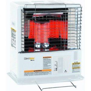 Sengoku CTN-110 KeroHeat 10,000-BTU Portable Radiant Kerosene Heater