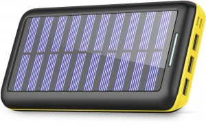Solar Charger 24000mAh Power Bank