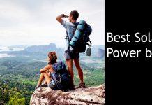 Solar power bank reviews