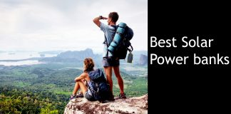 Solar power bank reviews