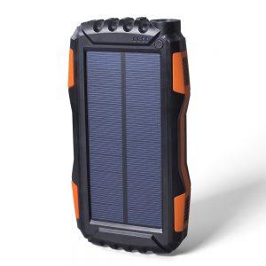 Soluser 25000mAh Portale Solar Power Bank
