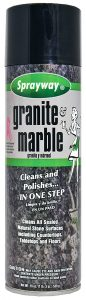Sprayway Granite and Marble Cleaner