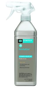 StoneTech Revitalizer Cleaner and Protector for Natural Stone Countertops