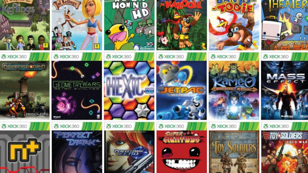 All Xbox 360 Games : All you need to know about xbox backward compatibility