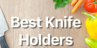 best knife holders