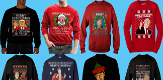 Trump Christmas Sweaters