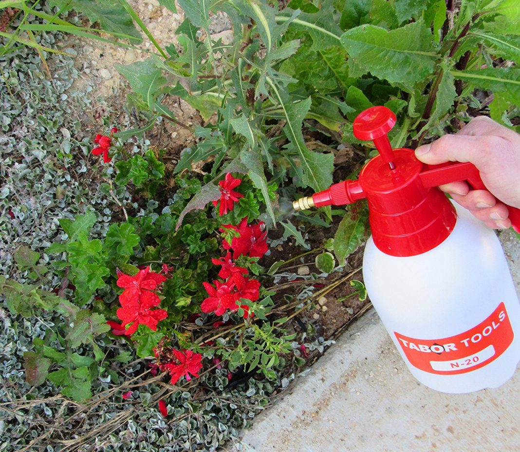 Top 10 Best Weed Killer Sprayer Reviews In 2018 Pros And
