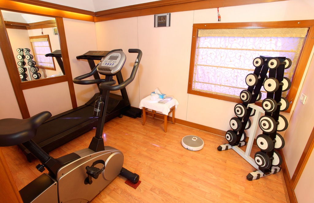 home equipment for exercise