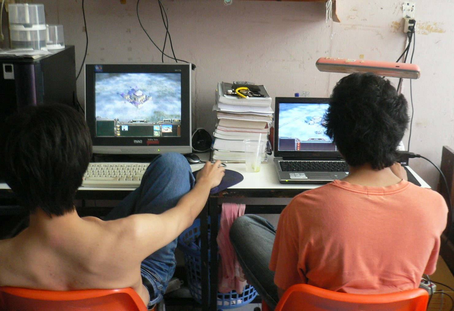 how to speed up internet: test for the gamers