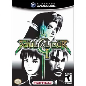best gamecube games product image: Soulcalibur II