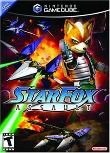 best gamecube games product image:StarFox Assault