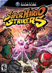 best gamecube games product image:Super Mario Strikers