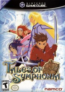 best gamecube games product image:Tales of Symphonia