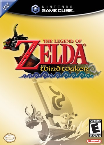 best game cube games product image: The Legend of Zelda