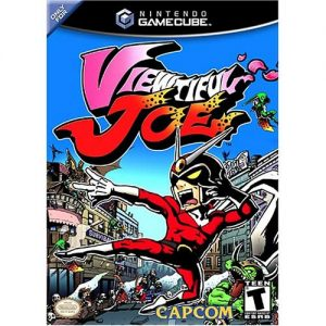 best gamecube games product image: Viewtiful Joe