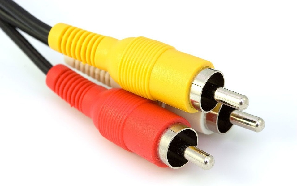cable wire both audio and video