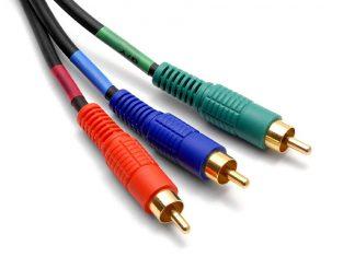 video RCA wire